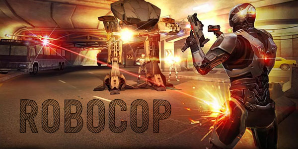 RoboCop Video Game for Android