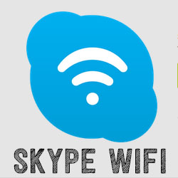 Skype WiFi for Android to Connect Any Public WiFi Connection Wherever you Go!