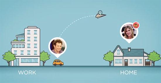 Waze GPS navigation Android App