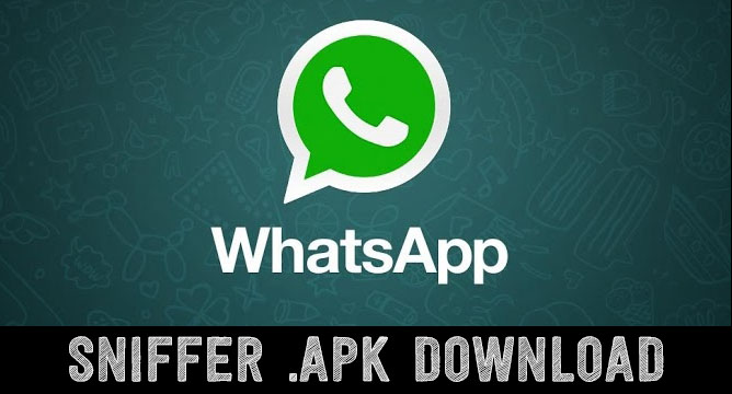 Whatsapp Sniffer .apk Download for Android