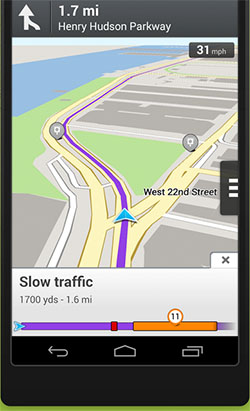 Wisepilot GPS Navigation for Android