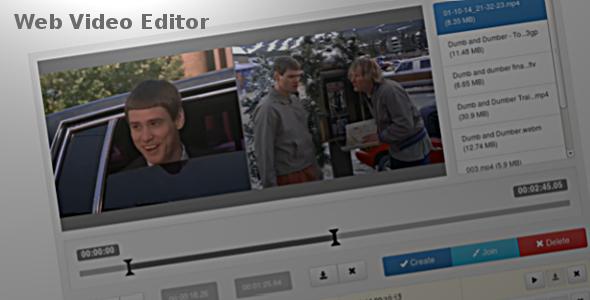 Web Video Editor