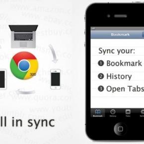 Chrome sync