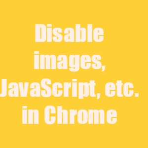 Monitor a web page in Chrome