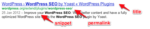 wordpress-seo-result-snippet