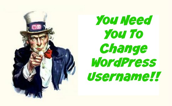 change-wordpress-default-username