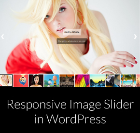 How to Add a Fully Functional Responsive Slider in WordPress