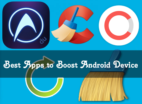 Cache Cleaner Apps to Boost Android Speed