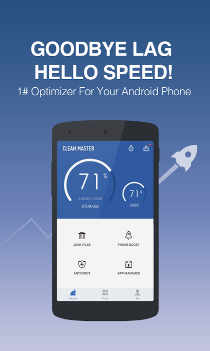 Clean Master (Boost & AppLock) v5.10.8 .apk File