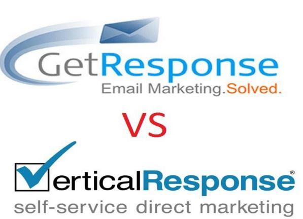 GetResponse vs Vertical Response