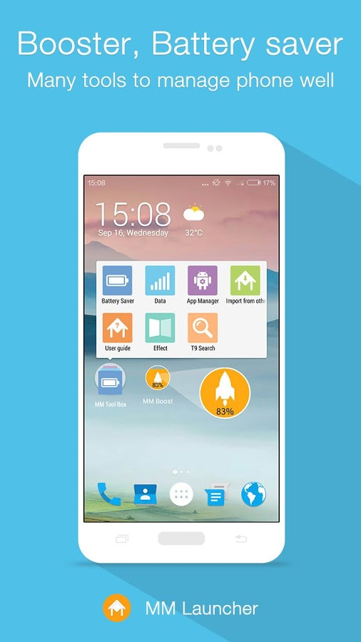MM Launcher – Android M Launch v1.3 .apk File