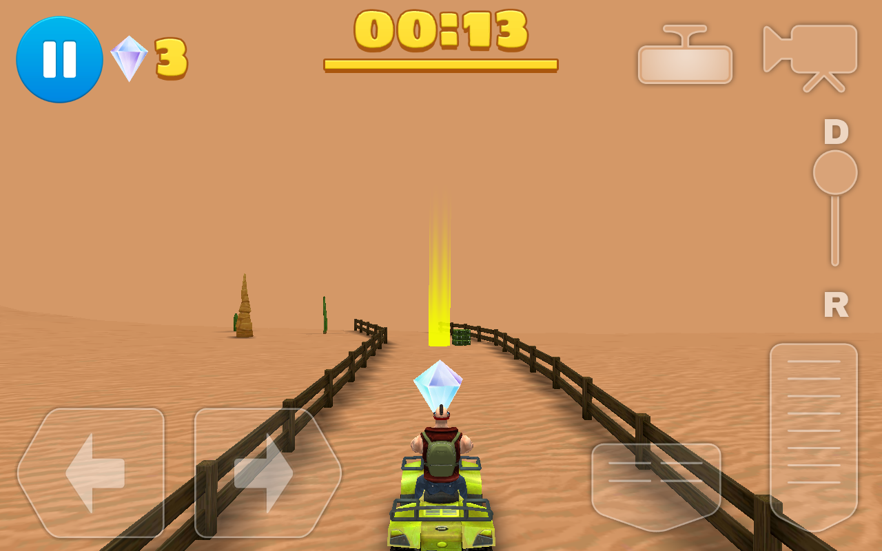 4×4 Off-Road Desert ATV v 1.0.0 .apk File