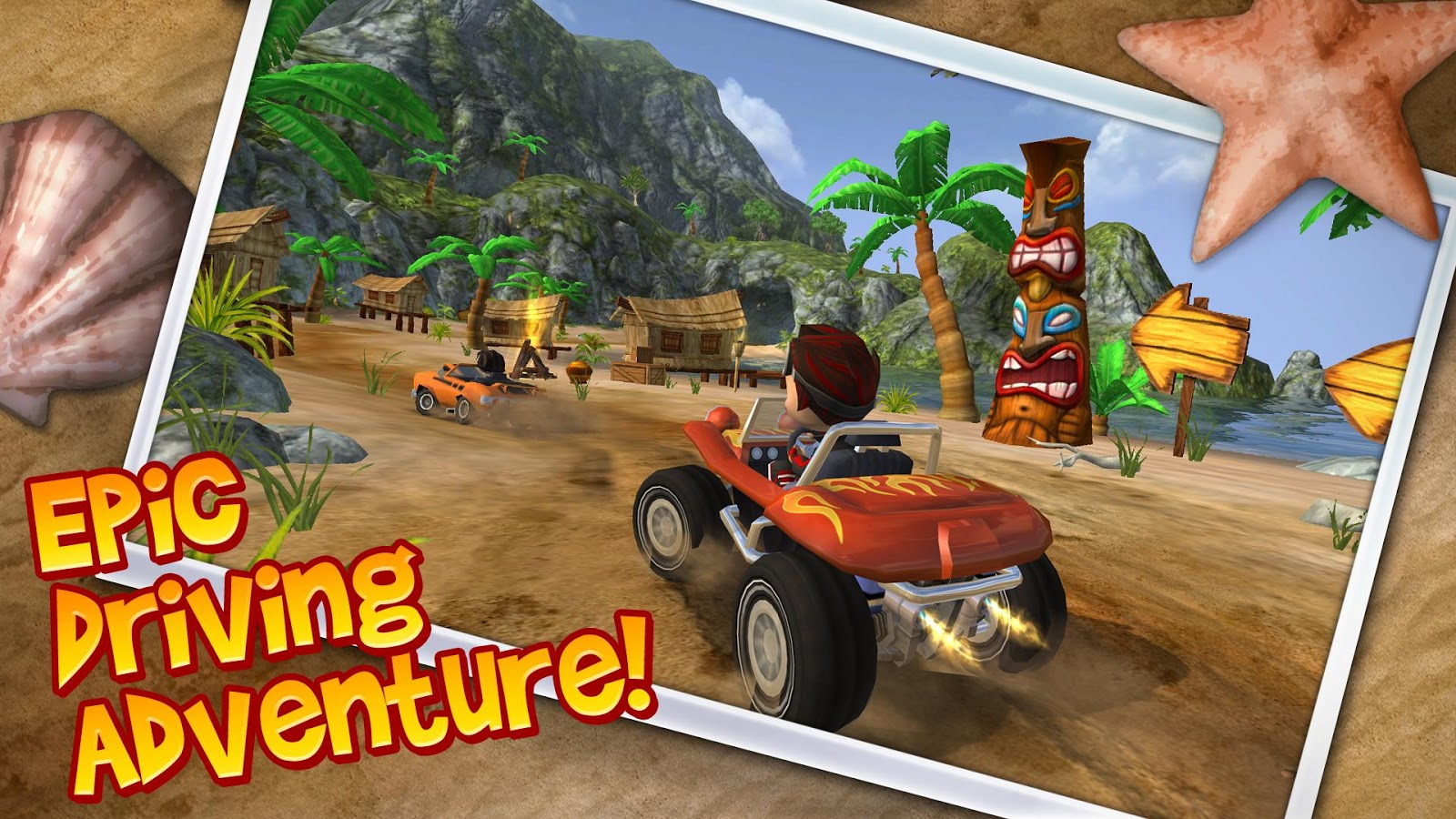 Beach Buggy Blitz v1.3.15 .apk File