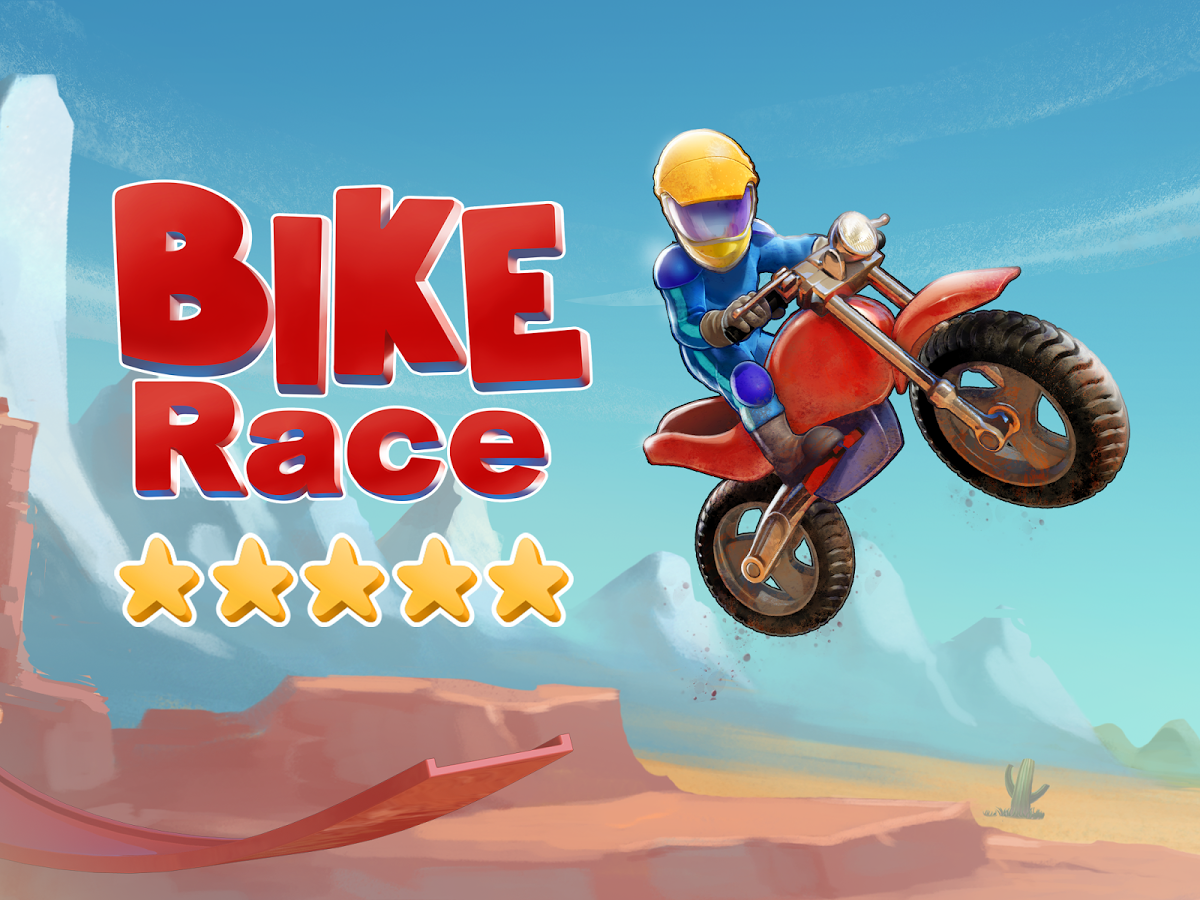 Bike Race Free – Top Free Game v6.0.1 .apk File