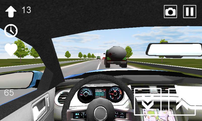 Cars: Traffic Racer v2.7 .apk File