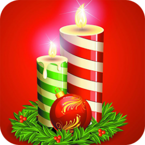 Christmas Candle LiveWallpaper Feature