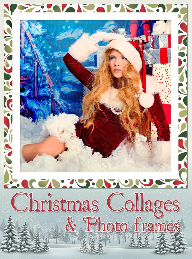 Christmas Collage & Frames v1.5 .apk File