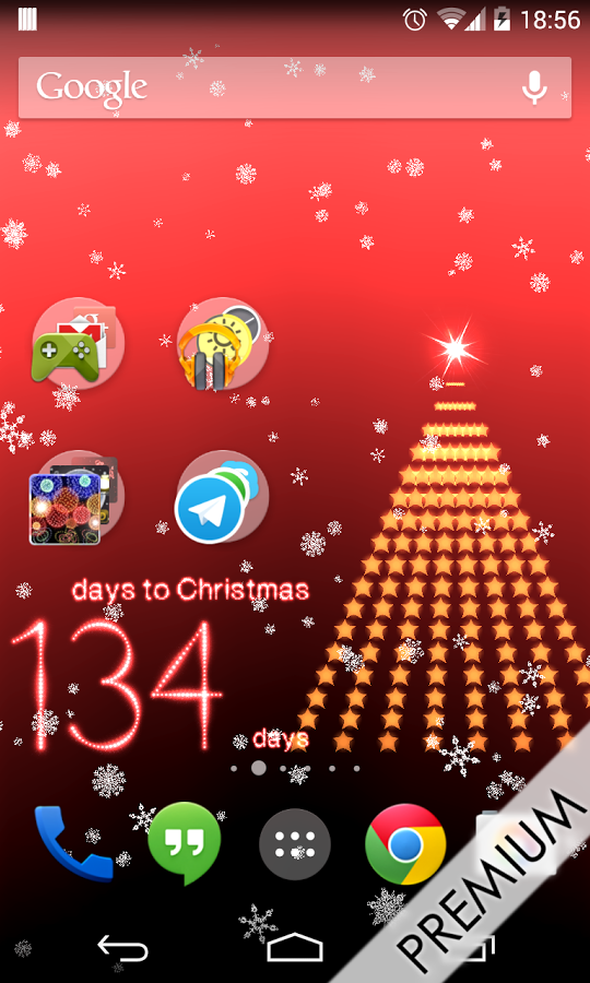 Christmas Countdown v3.1.1 .apk File