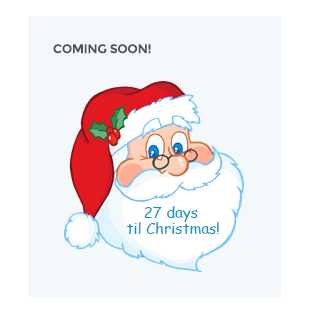 Christmas Countdown Widget WordPress