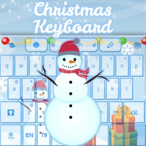 Christmas Keyboard Feature Image