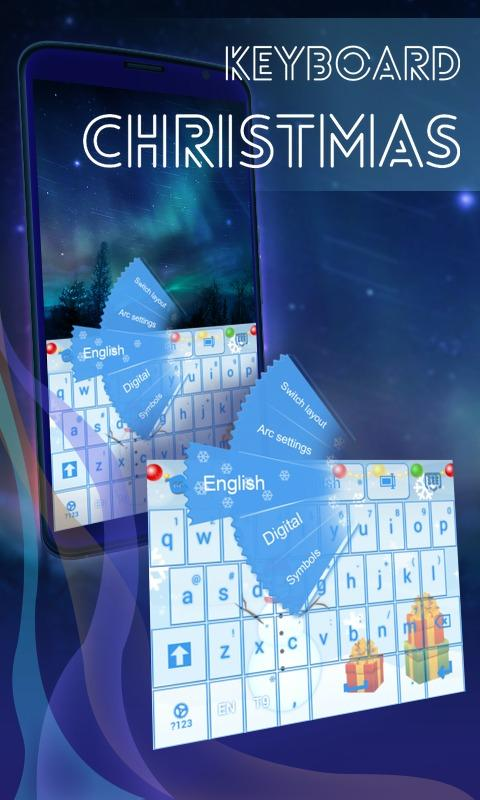 Christmas Keyboard v3.139.51.72 .apk File