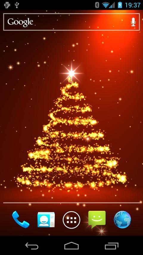 Christmas Live Wallpaper Free v5.01 .apk File