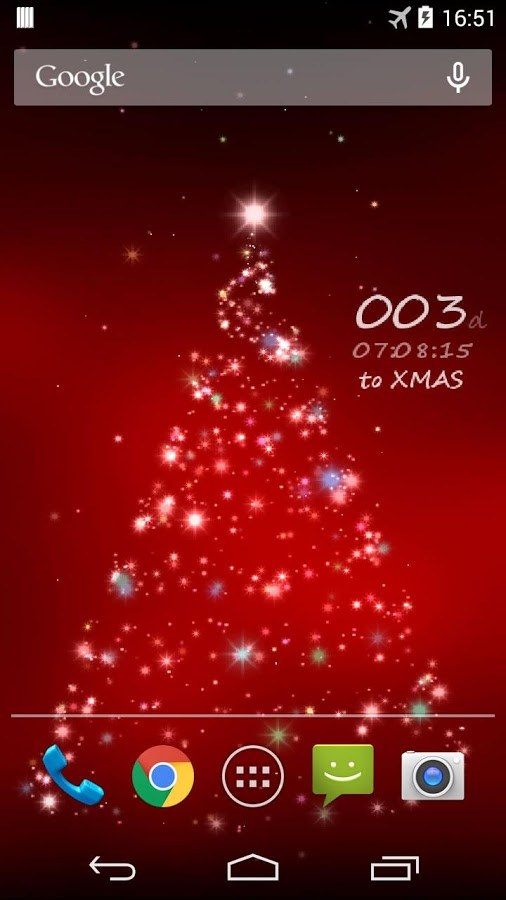 Christmas Live Wallpaper v1.1.9 .apk File