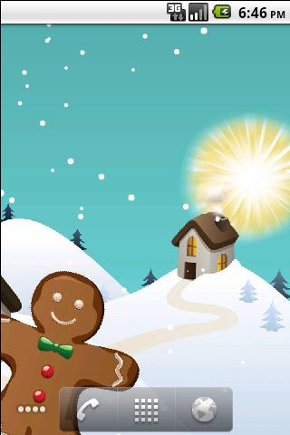 Christmas Live Wallpaper v1.23 .apk File