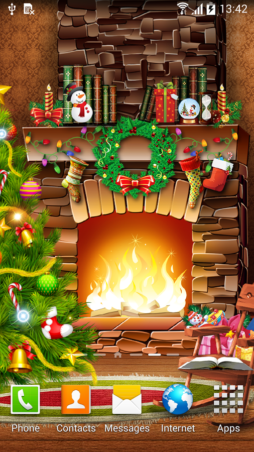 download christmas live wallpaper 1 0 2 apk for android
