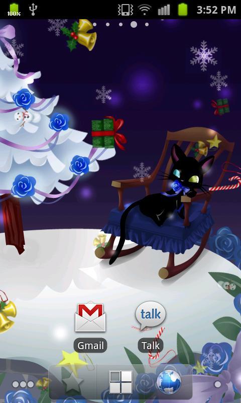 Christmas Live Wallpaper_free v1.94 .apk File