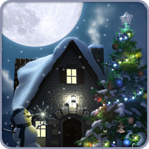 Christmas Moon free Feature Image
