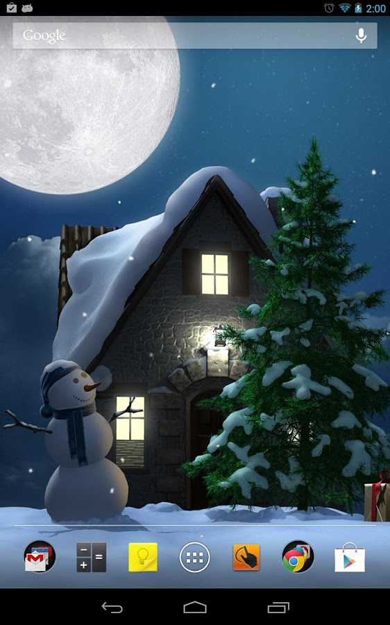 Christmas Moon free v1.1.5 .apk File