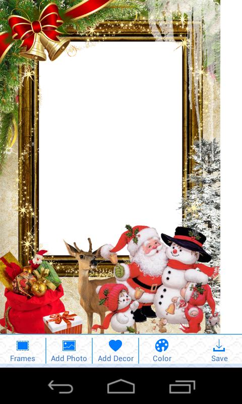 Christmas Photo Frames v2.2.1 .apk File