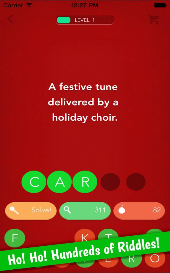 Christmas Riddles v1.0 .apk File