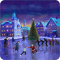 Christmas Rink Live Wallpaper Feature