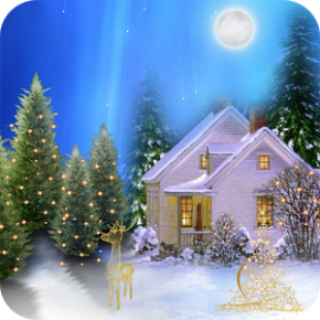 Christmas Snow Feature