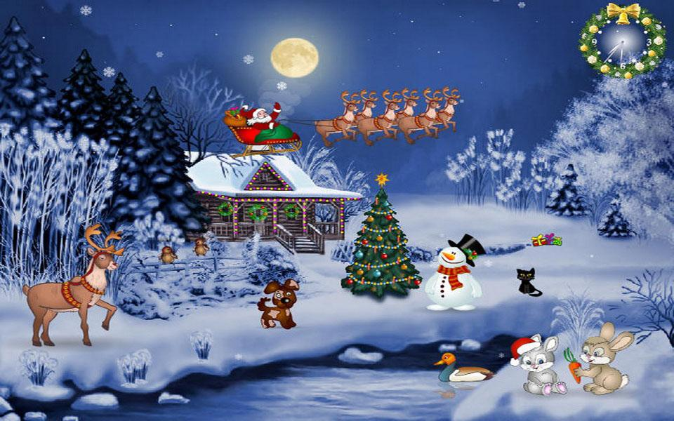 Christmas Snow v1.01 .apk File