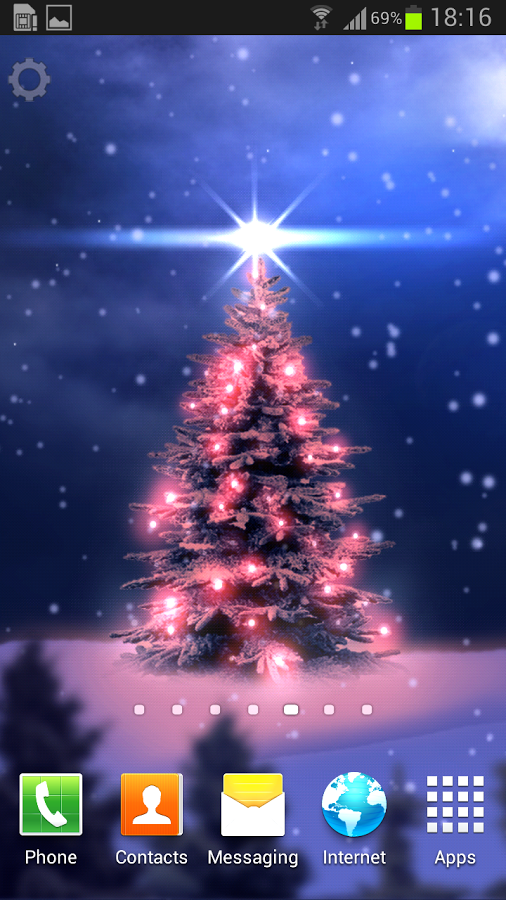 Christmas Snowfall 2015 v1.0.1 .apk File