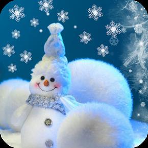 Christmas Snowman Feature