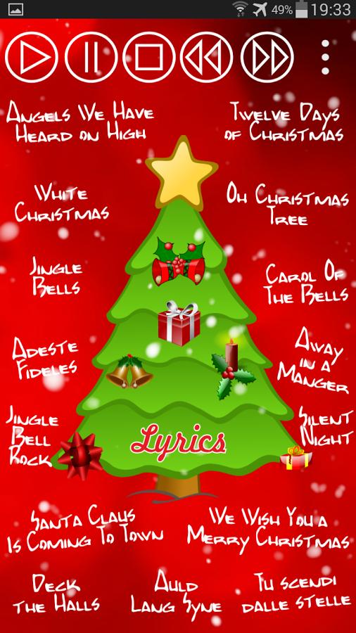 Christmas Songs Free v1.2 .apk File