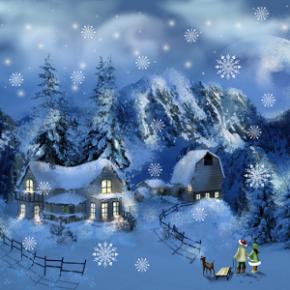 Christmas Wallpaper Lite Feature
