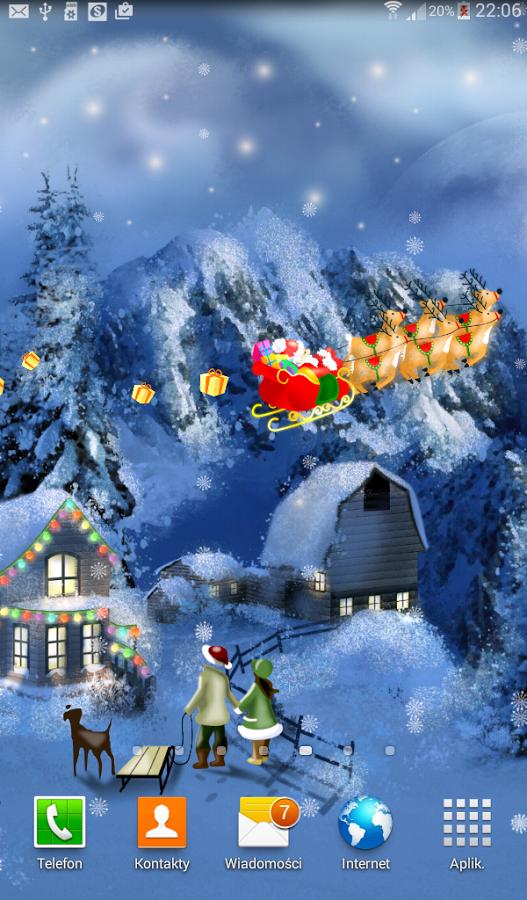 Christmas Wallpaper Lite v2.1 .apk File