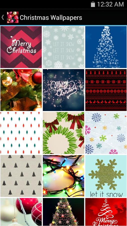 Christmas Wallpapers v1.0 .apk File