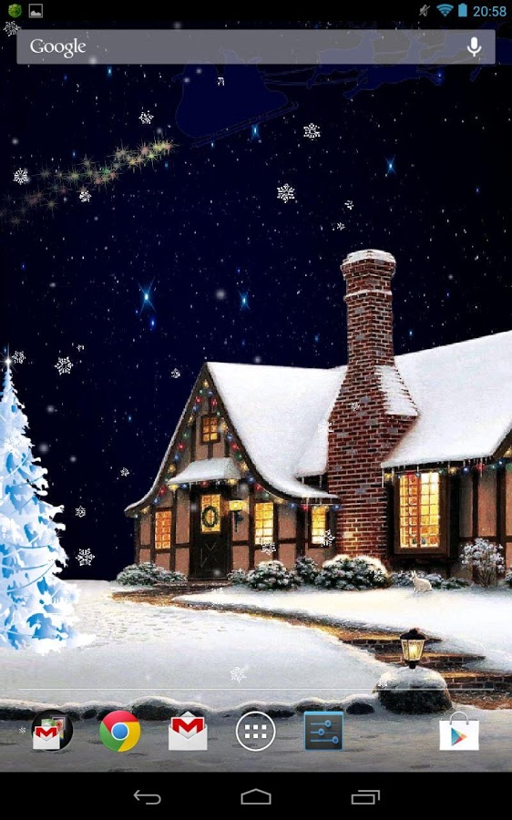Christmas night v1.5 .apk File