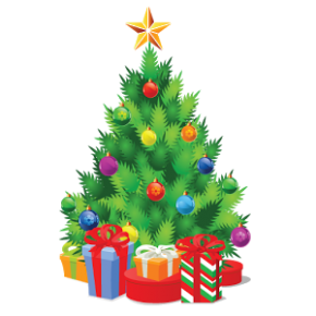Christmas tree decoration Feature
