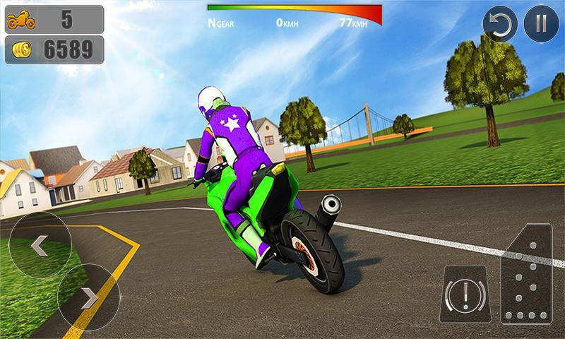 City Bike Driving 3D v1.2 .apk File