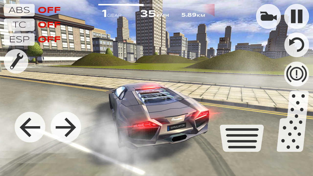 Extreme Car Driving Simulator v4.06.1 .apk File