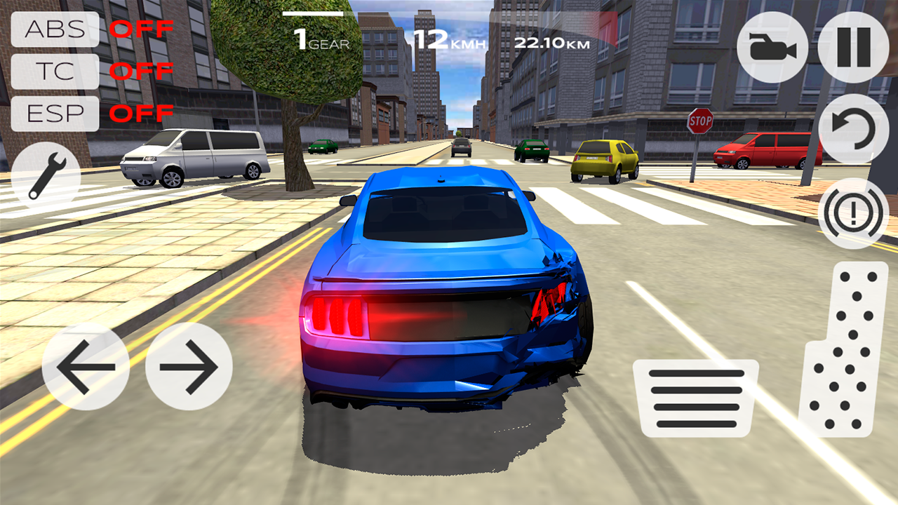 Extreme Car Driving Simulator v4.06.1 .apk File