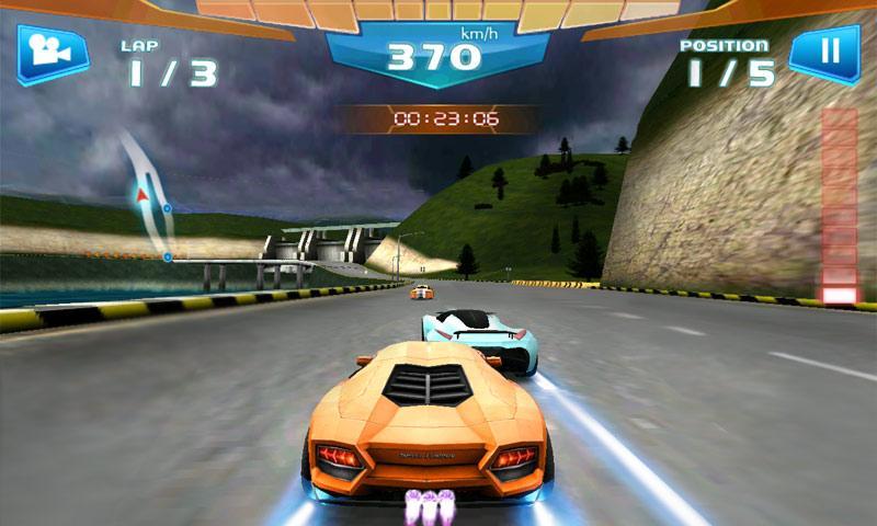 Fast Racing 3D v1.4 .apk File