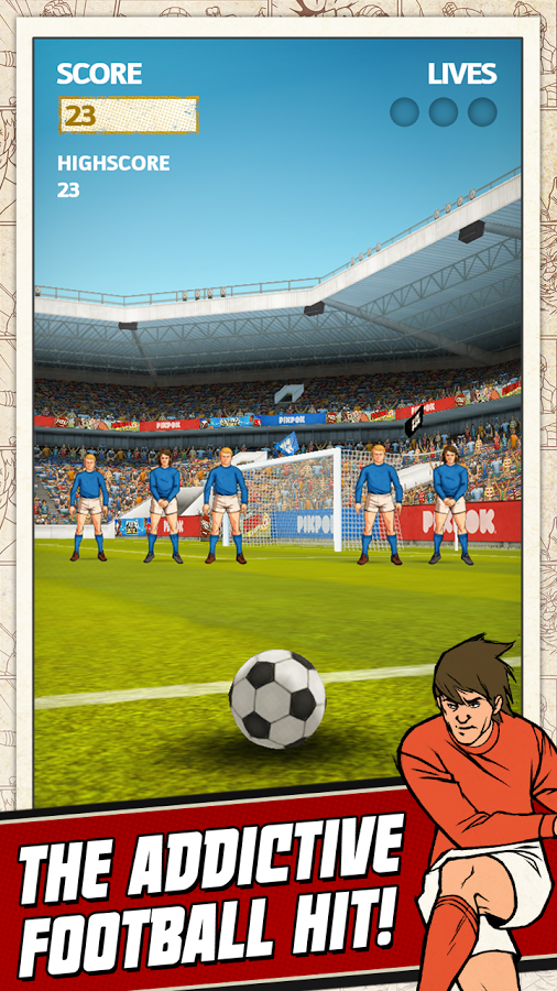 Flick Kick Football Kickoff v1.5.0 .apk File